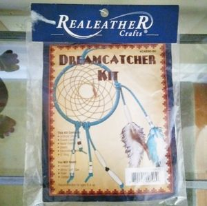 Realeather crafts Dreamcatcher Kit 5""